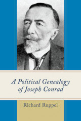 Omslag - A Political Genealogy of Joseph Conrad