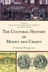 Omslag - The Cultural History of Money and Credit
