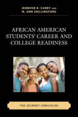 Omslag - African American Students' Career and College Readiness