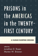 Omslag - Prisons in the Americas in the Twenty-First Century