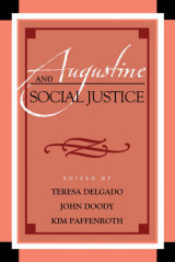 Omslag - Augustine and Social Justice