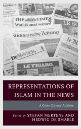 Omslag - Representations of Islam in the News