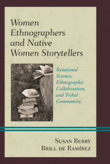 Omslag - Women Ethnographers and Native Women Storytellers