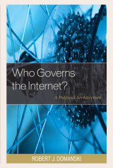 Omslag - Who Governs the Internet?