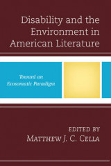 Omslag - Disability and the Environment in American Literature