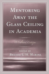 Omslag - Mentoring Away the Glass Ceiling in Academia