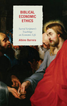 Biblical Economic Ethics av Albino F. Barrera (Heftet)