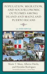 Omslag - Population, Migration, and Socioeconomic Outcomes among Island and Mainland Puerto Ricans