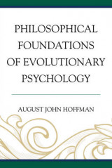 Omslag - Philosophical Foundations of Evolutionary Psychology