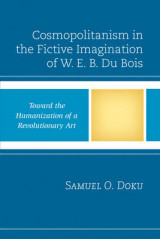 Omslag - Cosmopolitanism in the Fictive Imagination of W. E. B. Du Bois