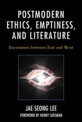 Omslag - Postmodern Ethics, Emptiness, and Literature