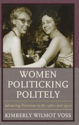 Omslag - Women Politicking Politely