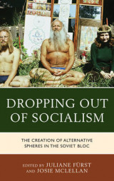 Omslag - Dropping Out of Socialism