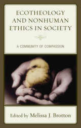 Omslag - Ecotheology and Nonhuman Ethics in Society