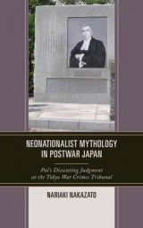 Omslag - Neonationalist Mythology in Postwar Japan