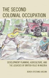 Omslag - The Second Colonial Occupation