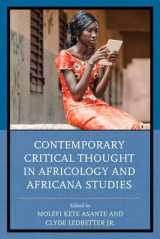 Omslag - Contemporary Critical Thought in Africology and Africana Studies