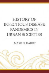 Omslag - History of Infectious Disease Pandemics in Urban Societies