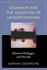 Omslag - Gadamer and the Question of Understanding