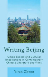 Omslag - Writing Beijing