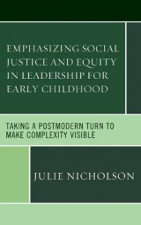 Omslag - Emphasizing Social Justice and Equity in Leadership for Early Childhood