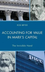 Omslag - Accounting for Value in Marx's Capital