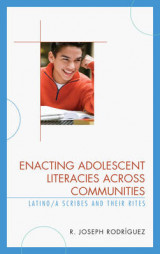Omslag - Enacting Adolescent Literacies Across Communities
