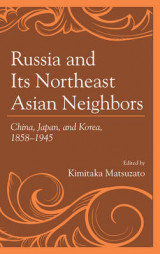 Omslag - Russia and its Northeast Asian Neighbors