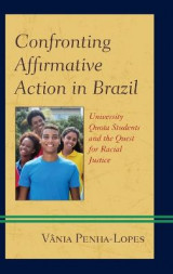 Omslag - Confronting Affirmative Action in Brazil