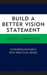 Omslag - Build a Better Vision Statement