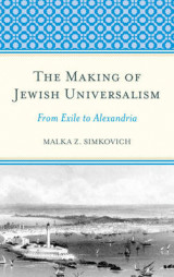 Omslag - The Making of Jewish Universalism
