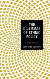 Omslag - The Dilemmas of Ethnic Policy