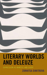 Omslag - Literary Worlds and Deleuze