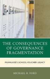 Omslag - The Consequences of Governance Fragmentation