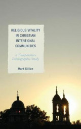 Omslag - Religious Vitality in Christian Intentional Communities
