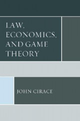 Omslag - Law, Economics, and Game Theory