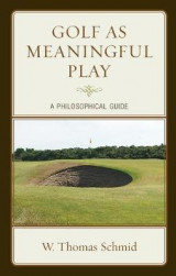 Omslag - Golf as Meaningful Play