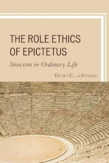 Omslag - The Role Ethics of Epictetus