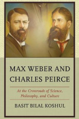 Omslag - Max Weber and Charles Peirce