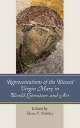 Omslag - Representations of the Blessed Virgin Mary in World Literature and Art