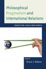 Omslag - Philosophical Pragmatism and International Relations