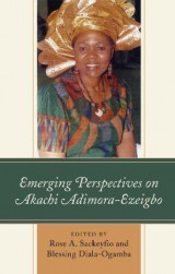 Omslag - Emerging Perspectives on Akachi Adimora-Ezeigbo