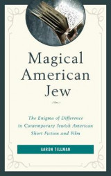 Omslag - Magical American Jew