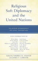 Omslag - Religious Soft Diplomacy and the United Nations