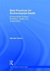 Omslag - Best Practices for Environmental Health