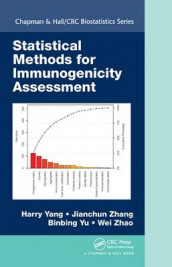 Statistical Methods for Immunogenicity Assessment av Harry Yang, Binbing Yu, Jianchun Zhang og Wei Zhao (Innbundet)