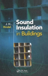 Omslag - Sound Insulation in Buildings