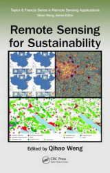 Omslag - Remote Sensing for Sustainability