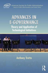 Omslag - Advances in E-Governance