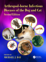 Omslag - Arthropod-Borne Infectious Diseases of the Dog and Cat
